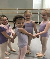 Pre Ballet through Ballet V (ages 5-18)