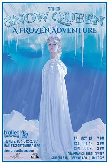 THE SNOW QUEEN, A FROZEN ADVENTURE