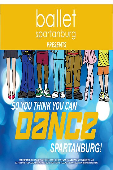 So You Think You Can Dance, Spartanburg!
